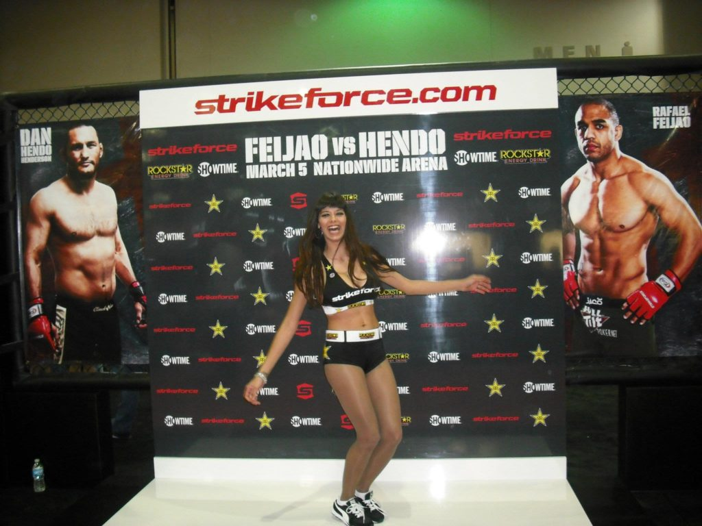That can Ashley salazar ring girl nude for mad
